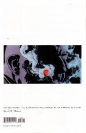 Verso de Fatale (Brubaker/Phillips, 2012) -2- Fatale #2