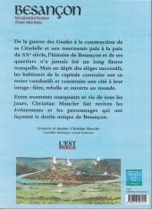 Verso de Besançon, les grandes heures d'une ville libre