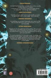 Verso de Fringe -2- Histoires extraordinaires