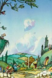 Verso de Bilbo le Hobbit - Tome INTa1992