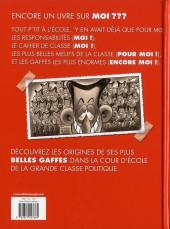 Verso de Le p'tit... -4- Boulettes, saillies et autres gaffes !