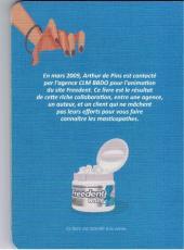 Verso de (AUT) De Pins - Les Masticopathes