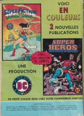 Verso de Super Héros -2- Super Héros 2