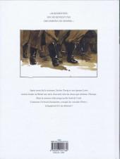 Verso de Les derniers jours de Stefan Zweig