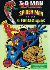 Verso de Super Héros -9- Un pouvoir fantastique