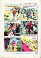 Verso de Mandrake (3e Série - Remparts) (Spécial - 1) -1- L'homme aux plans infaillibles