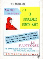 Verso de Mandrake (3e Série - Remparts) (Spécial - 1) -8- La machine mystérieuse
