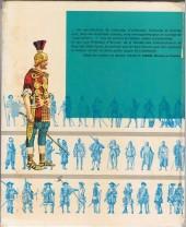 Verso de (AUT) Funcken -U1 1- Le costume et les armes des soldats de tous les temps - Des pharaons à Louis XV