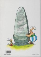 Verso de Astérix (Hachette) -9a2003- Astérix et les normands
