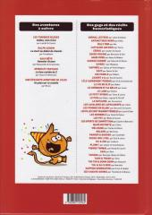Verso de (Recueil) Spirou (Album du journal) -321- Spirou album du journal