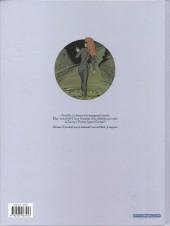 Verso de Paulette Comète -2- Reine des gangsters intérimaire