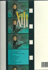 Verso de XIII -1a1997- Le jour du soleil noir