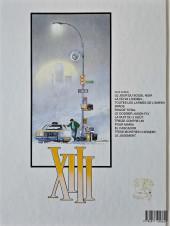 Verso de XIII -7a1997- La nuit du 3 août