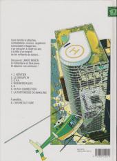 Verso de Largo Winch -6a96- Dutch connection