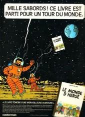 Verso de (AUT) Hergé -29HS A s- Spécial Hergé
