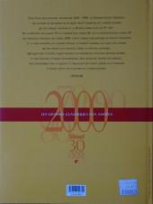 Verso de Le troisième Testament -1b1999- Marc ou le réveil du Lion (30 ans d'édition)