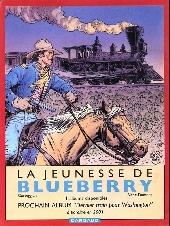 Verso de Blueberry (La Jeunesse de) -HS- Carnet de route - les origines d'un mythe