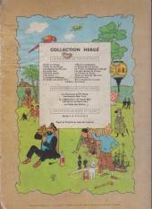 Verso de Tintin (Historique) -8B23- Le sceptre d'ottokar