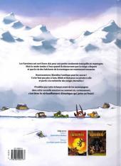Verso de Les garnimos -3- Chaud effroi