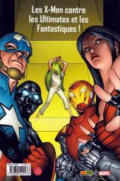 Verso de Ultimate X-Men (Marvel Deluxe) -6- Nord magnétique