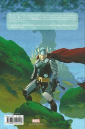 Verso de Astonishing Thor -1- Les Retrouvailles