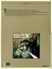 Verso de Balade au Bout du monde -4b- La pierre de folie