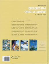 Verso de Quelques pas vers la lumière -4- La Mémoire oubliée