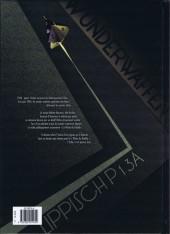 Verso de Wunderwaffen -1- Le Pilote du Diable