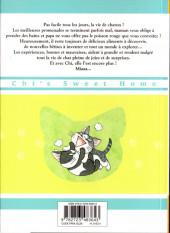 Verso de Chi - Une vie de chat (format manga) -7- Tome 7