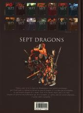 Verso de Sept -12- Sept dragons