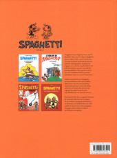 Verso de Spaghetti -INT5- Intégrale 5