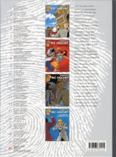 Verso de Ric Hochet (Intégrale) -20- Tome 20
