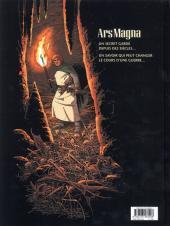 Verso de Ars Magna -1- Énigmes