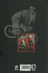 Verso de Hellboy (Delcourt) -12- La Fiancée de l'enfer