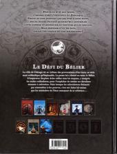 Verso de Zodiaque (Delcourt) -1- Le Défi du Bélier