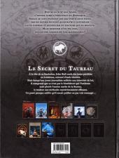 Verso de Zodiaque (Delcourt) -2- Le Secret du Taureau