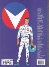 Verso de Michel Vaillant (Dupuis) -47- Panique à Monaco