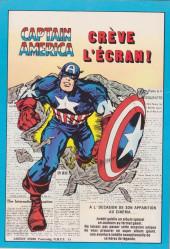 Verso de Namor -8- Submariner contre Spider-Man