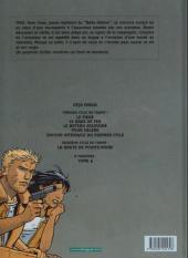 Verso de Tramp -4a- Pour hélène