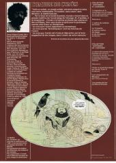 Verso de L'ombre du corbeau - Tome a1982