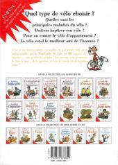 Verso de Le mini-guide -22- Le mini-guide du Vélo