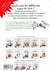 Verso de Le mini-guide -23a- le mini-guide du Foot
