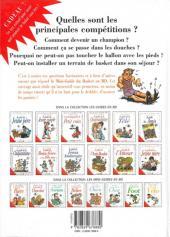 Verso de Le mini-guide -24- Le mini-guide du Basket