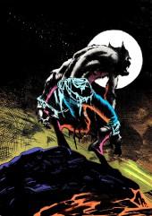 Verso de La créature du marais (1re - Arédit - Arédit DC en couleurs) -2- Le combat des démons