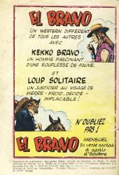 Verso de Brik (Mon journal) -179- Quand ça fait boum