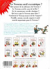 Verso de Le mini-guide -11- Le mini-guide du Verseau