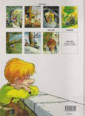 Verso de Le cadet des Soupetard -4a1999- L'Arbre au Pierrot