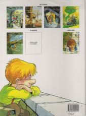 Verso de Le cadet des Soupetard -5a1998- Le moucheur