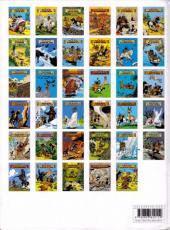 Verso de Yakari -1d2009- Yakari et Grand Aigle