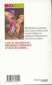 Verso de Cléo (Les aventures de) (Colber) -2a- Épisode 2